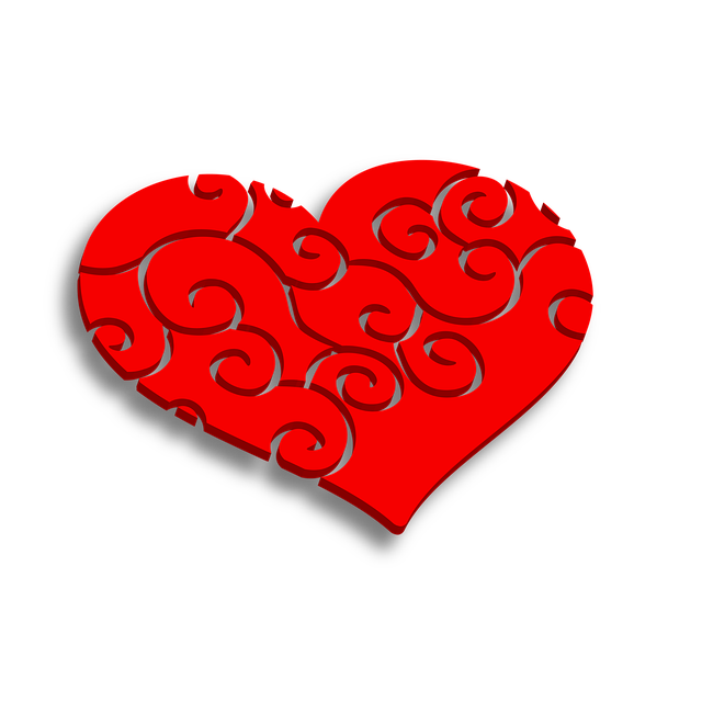 Free photo icon heart transparent background red love for Love sign