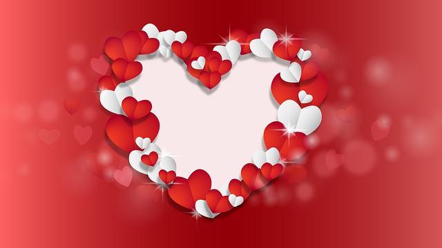 Background, Heart, Love, Valentine's Day, Valentine
