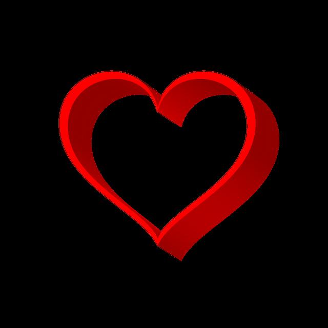 Heart, Volume, Shadow