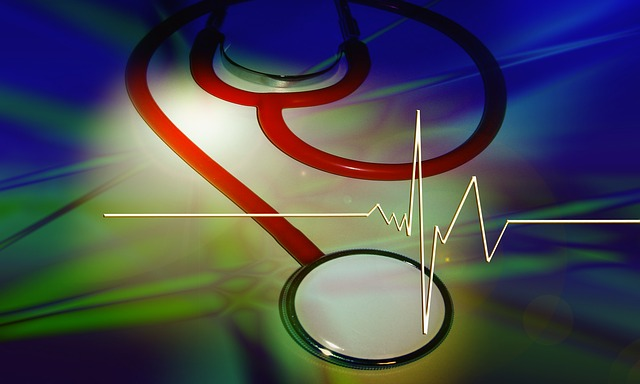 Stethoscope, Curve, Pulse, Frequency, Heartbeat, Ecg