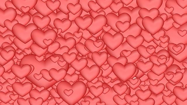 Background, Hearts, Love, Valentine's Day, Valentine