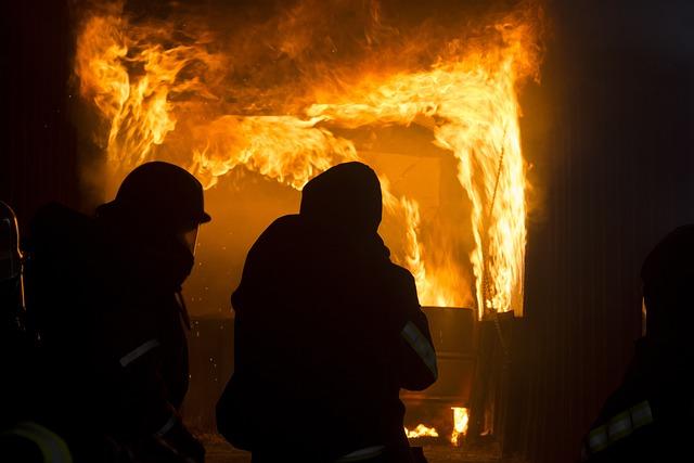Flames Of Hell, Flare-up, Heat, Smoke, Human, Fire, 112