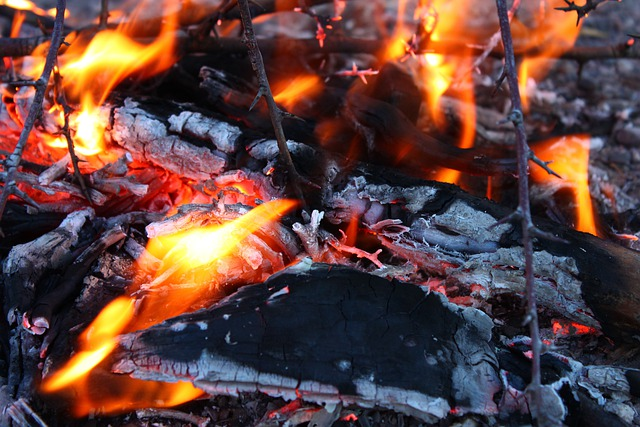 Fire, Embers, Flame, Heat, Flames, Hot, Bonfire