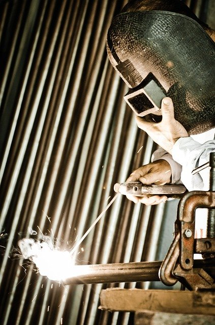 Welding, Profession, Weld, Fire, Heat, Repair