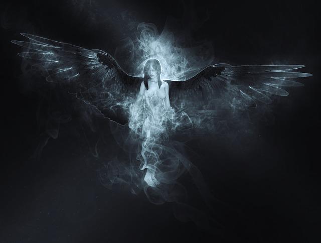 Angel, Heaven, Spiritual, Religion, Religious, Sky