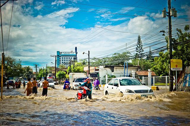 Flood, Weather, Rainy Days, Heavy Rain