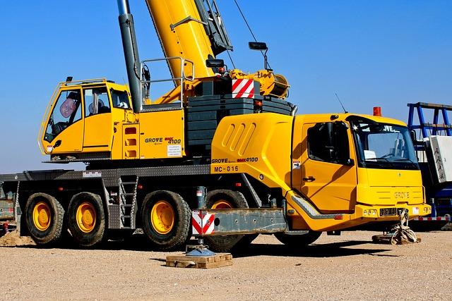 Machine, Vehicle, Heavy, Transportation System