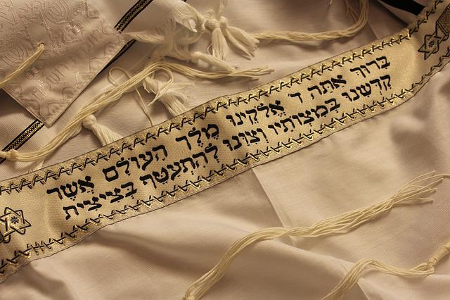 Jewish, Judaism, Tallit, Tradition, Hebrew, Israel
