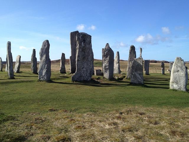 Isle Of Lewis, Callanish, Standing Stones, Hebrides