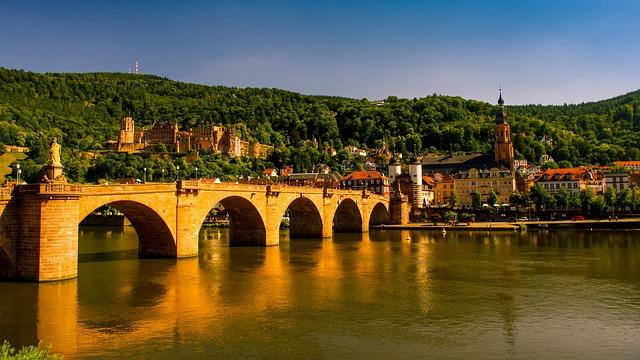 Heidelberg, Germany, Architecture