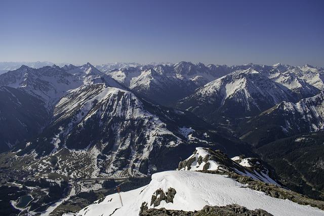 Alps, Mountains, Height, Heaven, Snow, Nature, Austria