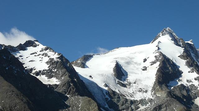 Heiligenblut, Mountains, Autumn, Grossglockner