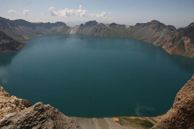 Changbai Mountain, Tianchi, Heilongjiang