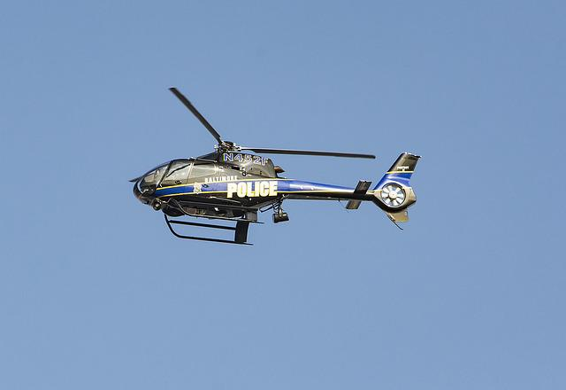 Baltimore, Police, Bpd, City, Urban, Helicopter