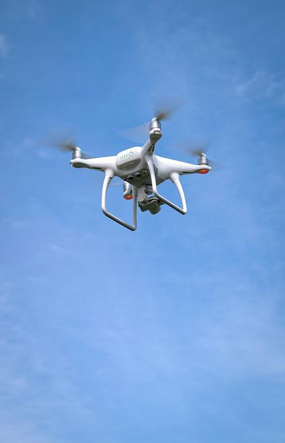Drone, Aerial Photography, Camera, Helicopter, Unmanned