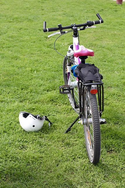 Bike, Wheel, Helm, Bicycle Helmet, Sport, Cycling