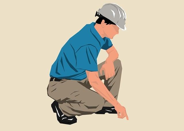 Engineer, Man, Male, Helmet, Worker, Person, Business