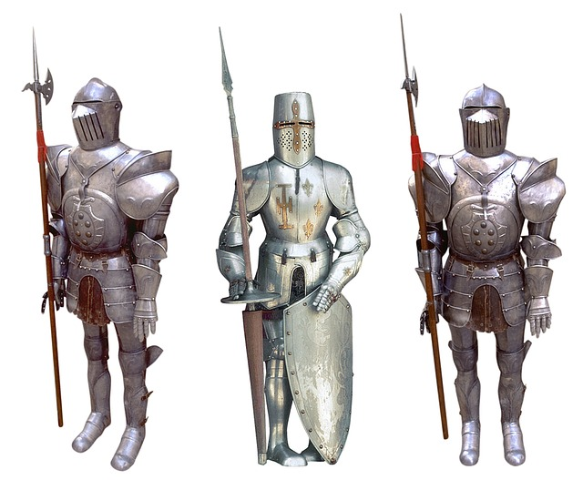 Free photo Protection Warrior Defense Middle Age Shield War