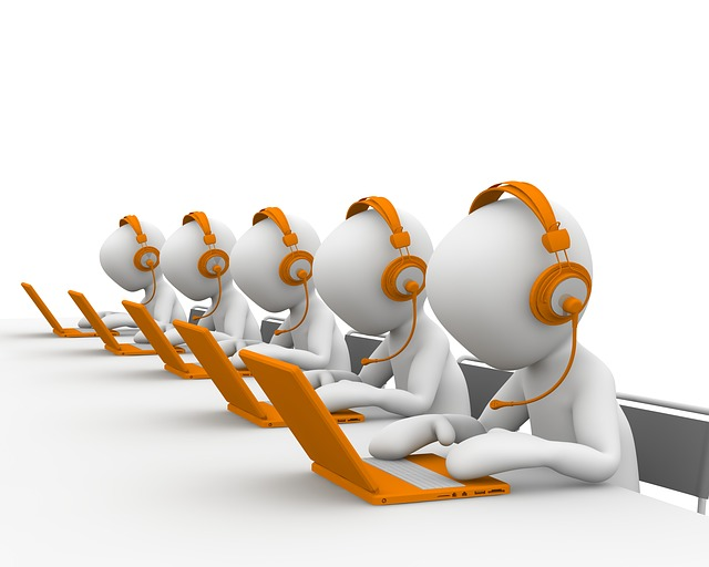 Call Center, Phone, Service, Help, Call, Corporate