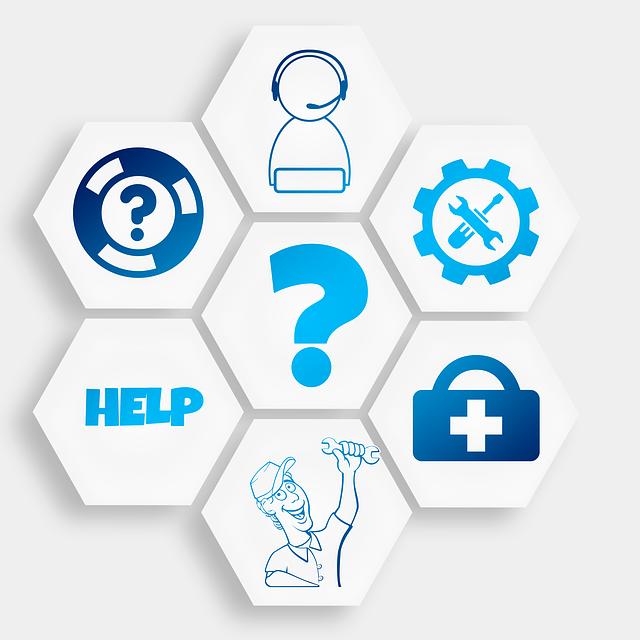 Hexagon, Diamond, Help, Support, Rescue, Call Center