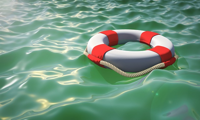 Lifebelt, Swimming Ring, Save, Help, Swim, Rescue