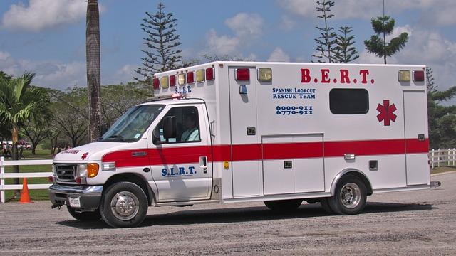 Ambulance, Help, Rescue, Crash, Emergency, Vehicle