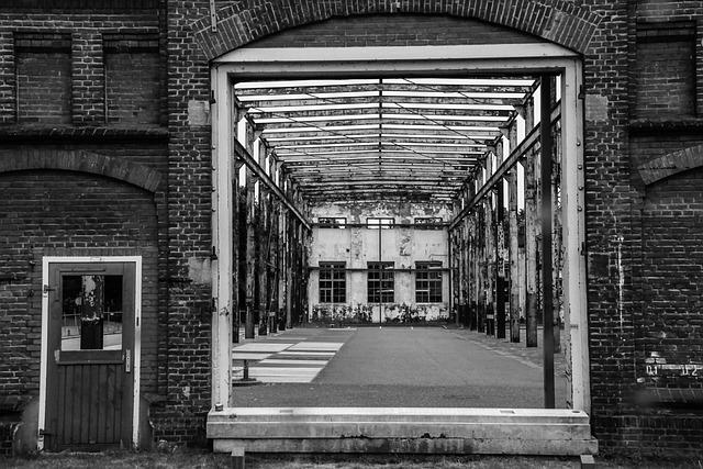 Expired, Hengelo, Overijssel, Old Factory