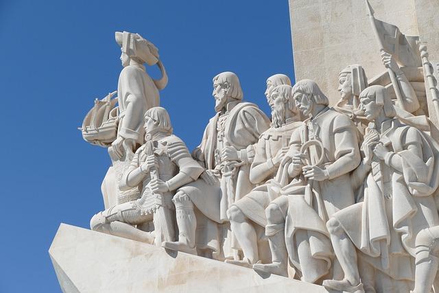 Henry Of The Navigator, Portugal, Lisbon, Belem