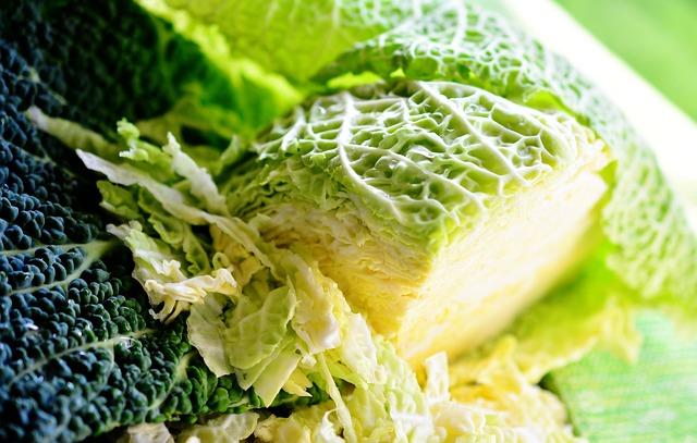Savoy, Herb, Kohl, Savoy Cabbage, Head Cabbage, Cabbage