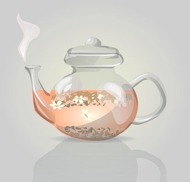 Tea, Tea Pot, Drink, Beverage, Teapot, Healthy, Herbal