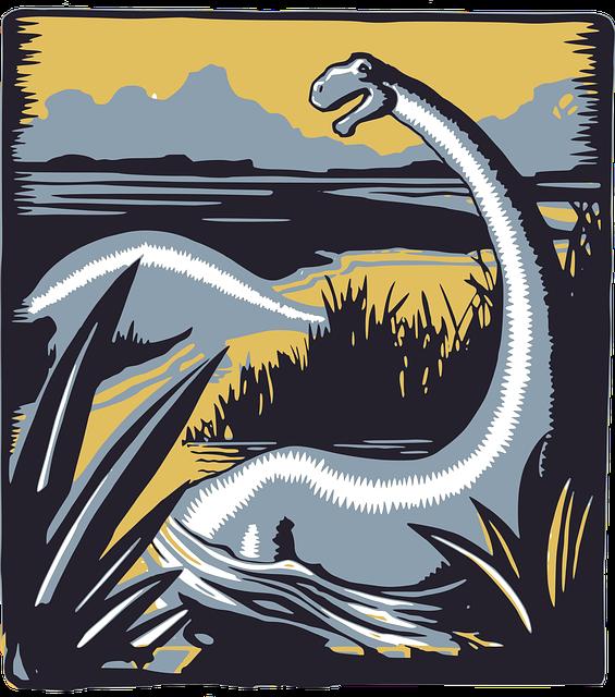 Ancient, Animal, Dino, Dinosaur, Eating, Herbivore