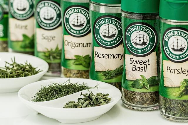 Herbs, Flavoring, Seasoning, Ingredient, Aromatic