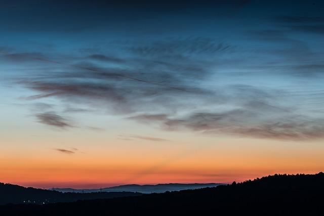 Sunrise, Herdecke, Morgenrot, Skies