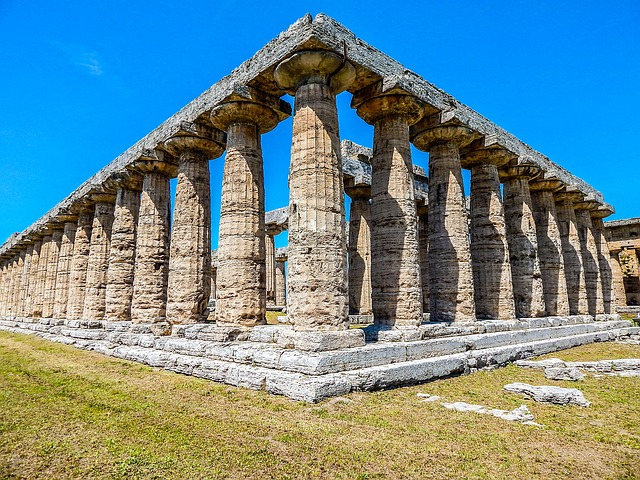 Temple, Ancient, Ruins, Architecture, History, Heritage