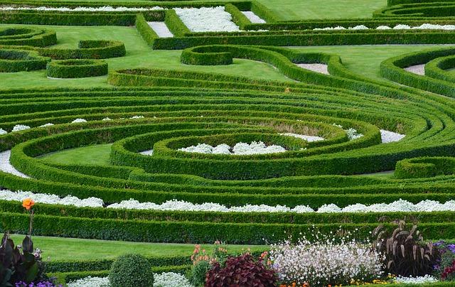 Park, Garden, Garden Design, Herrenhäuser Gardens