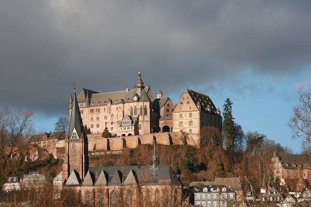 Castle Marburg, Hesse, Marburg
