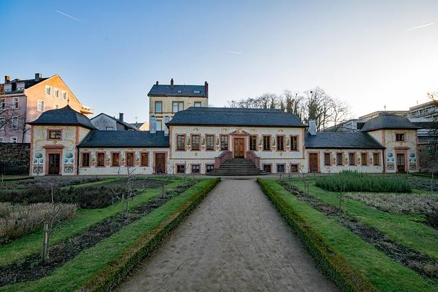 Darmstadt, Hesse, Germany, Prettlack'sche Gartenhaus