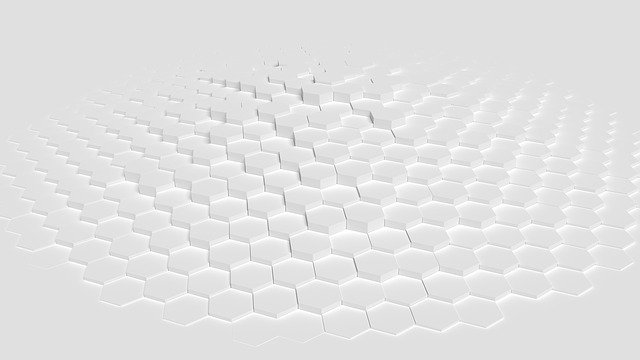 Grid, Hex, Hexagon, Hexagonal, Pattern, Geometric