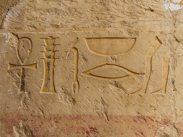 Hieroglyphics, Antiquity, Archaeology, Font, Old