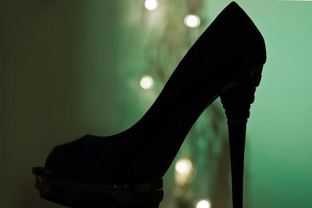 Shoe, Paragraphs, High Heeled Shoes, Fashionable