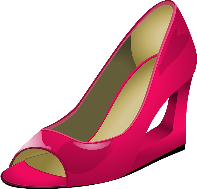 Stilettos, Shoes, High Heeled Shoes