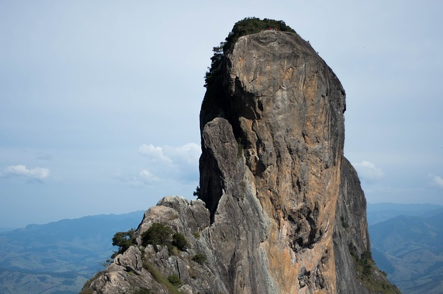 Stone, Mount, Mountain, Hill, Landscape, High, Height