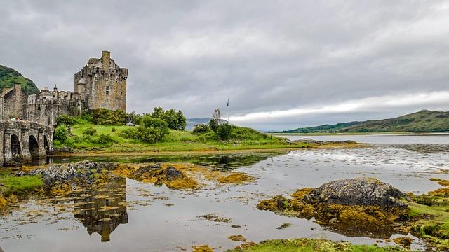 Scotland, England, Highlands And Islands