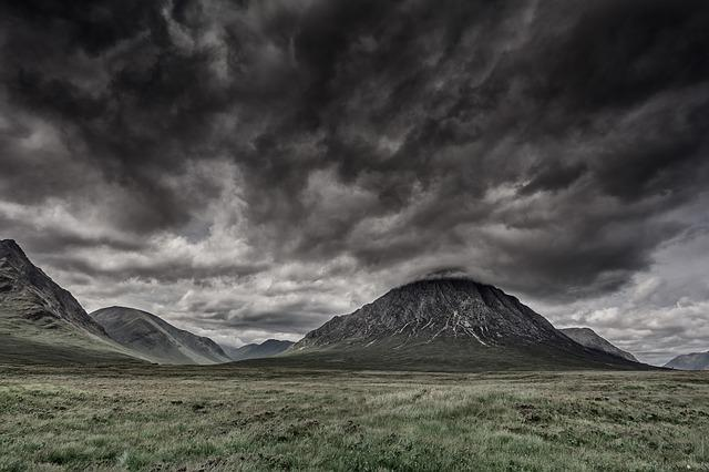 Scotland, Highlands And Islands, Landscape, Highlands