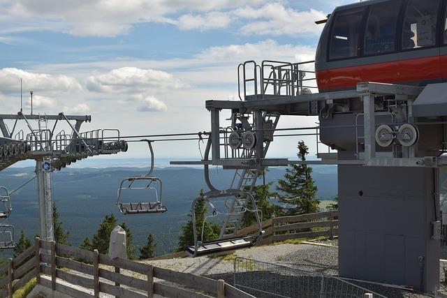 Mountain Station, Landscape, Mountains, Highlands