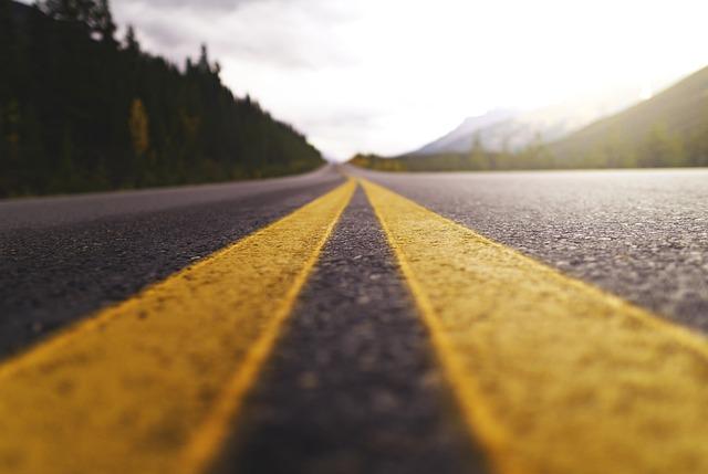 Road, Highway, Journey, Asphalt, Travel, Landscape, Sky