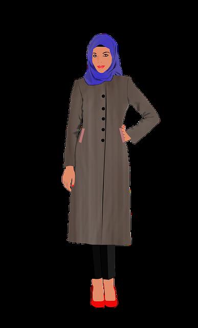 Woman, Hijab, Muslim, Girl, Fashion