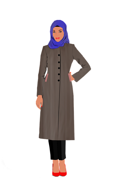 Women's, Hijab, Muslim, Girl, Fashion