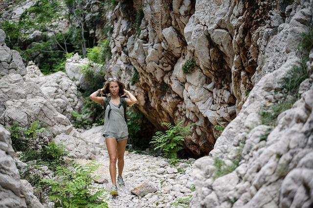 Adventure, Hike, Hiking, Nature, Outdoors, Person