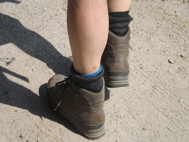 Hiking, Hike, Boots, Walk, Walking, Walking Shoes